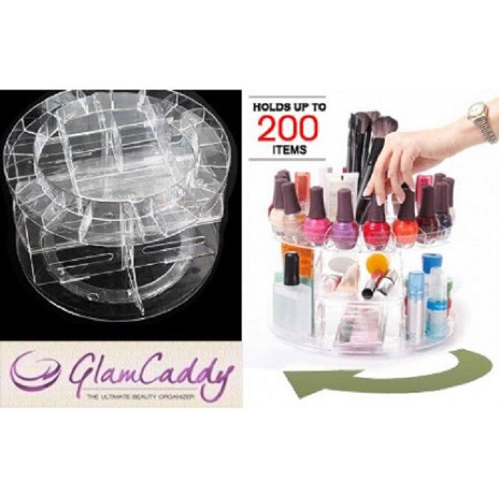 Комодик для косметики вращающийся «Glam Caddy» купить в Минске +375447651009