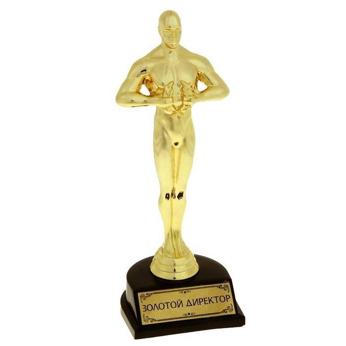 Статуэтка Оскар «Золотой директор» 24 см. Минск +375447651009