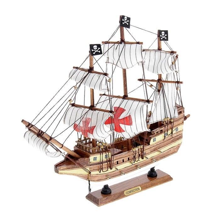 Парусник декоративный «Пиратский корабль» купить в Минске +375447651009