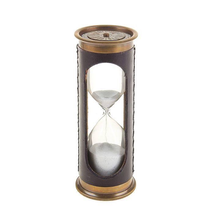 Сувенирные песочные часы 'Мировое время'  3 мин. Минск