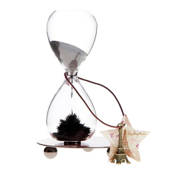 Песочные магнитные часы «Эйфелева башня» Минск +375447651009
