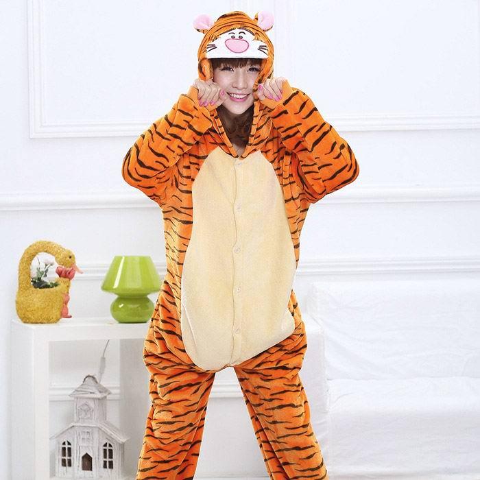 Пижама Кигуруми «Тигра» купить Минск