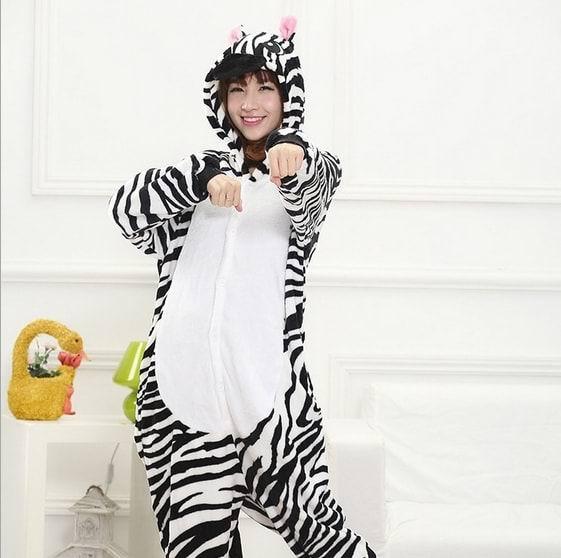 Пижама кигуруми Зебра купить в Минске +375447651009 1419996269962