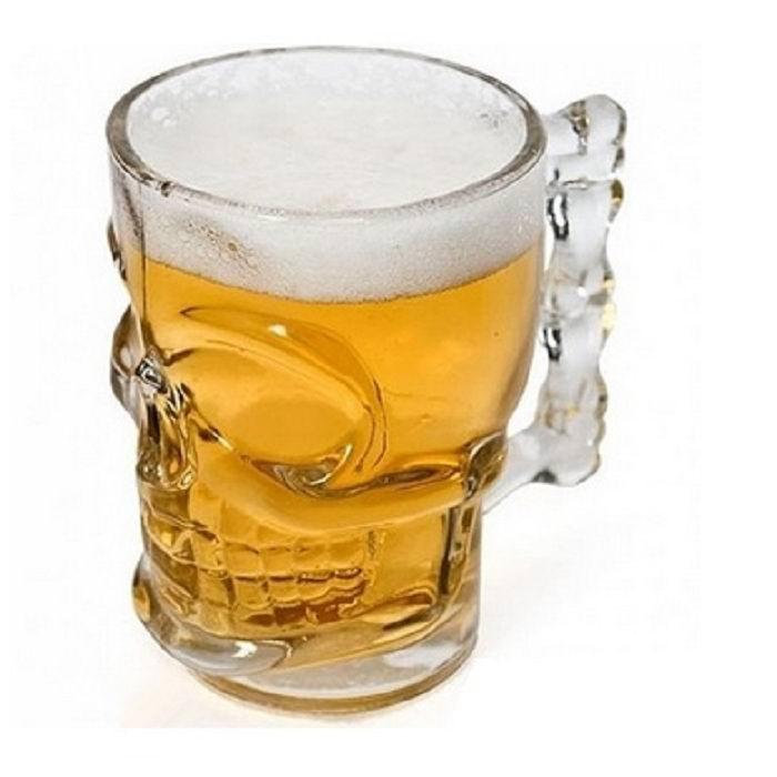 Пивная кружка «Череп» купить Минск +375447651009