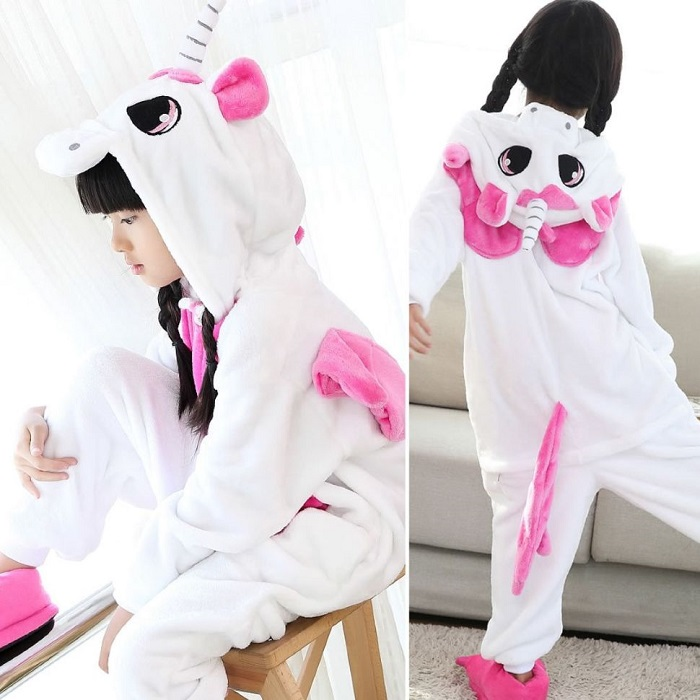 Пижама кигуруми детская «Розовый единорог» купить в Минске +375447651009 b20c4d7361ca5