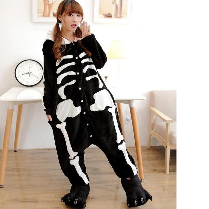Пижама Кигуруми «Скелет» купить в Минске +375447651009 91f8e52c8493a