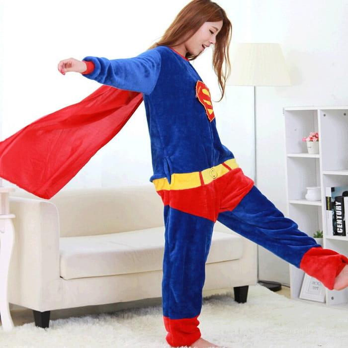 Пижама кигуруми Супермен купить в Минске 375447651009 eb3f40572defb