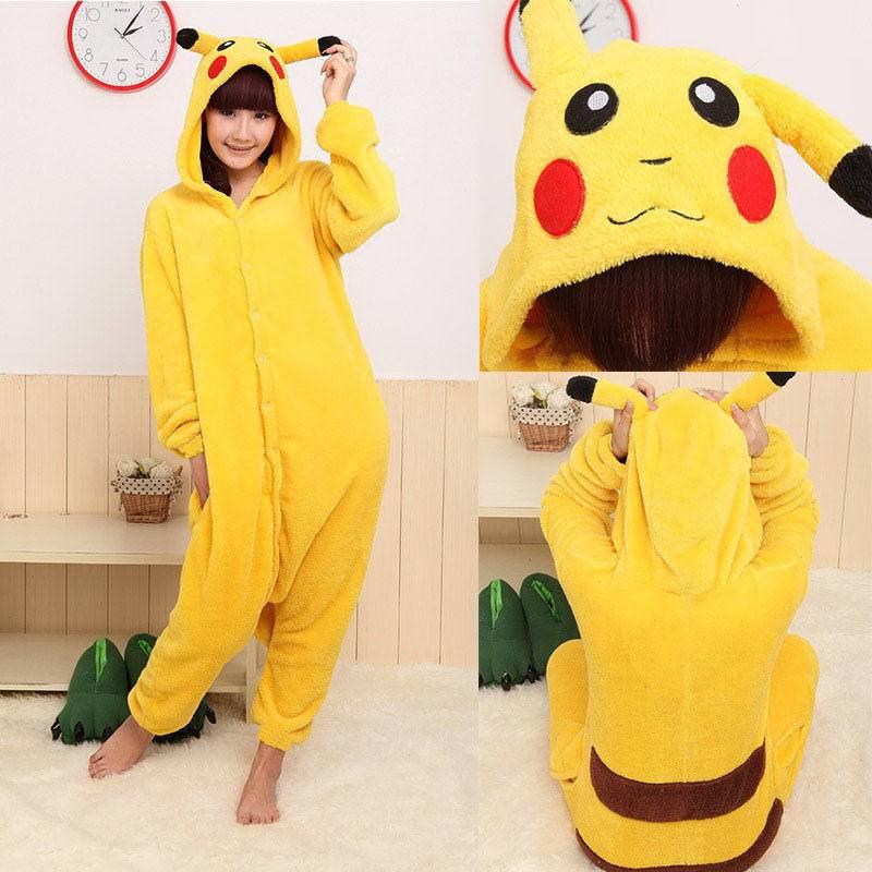 Купить пижама кигуруми «Покемона пикачу» +375447651009