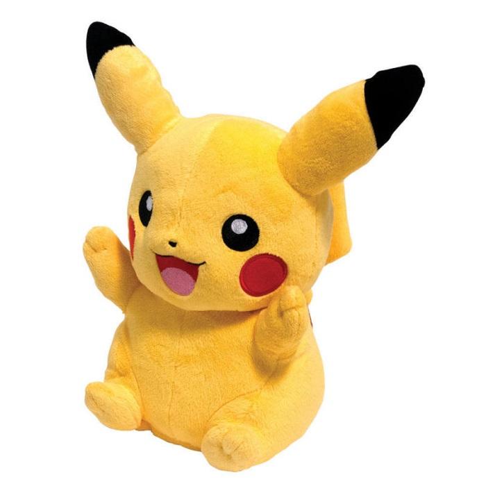 Плюшевая игрушка Пикачу 25 см купить в Минске +375447651009 2d61b06297548