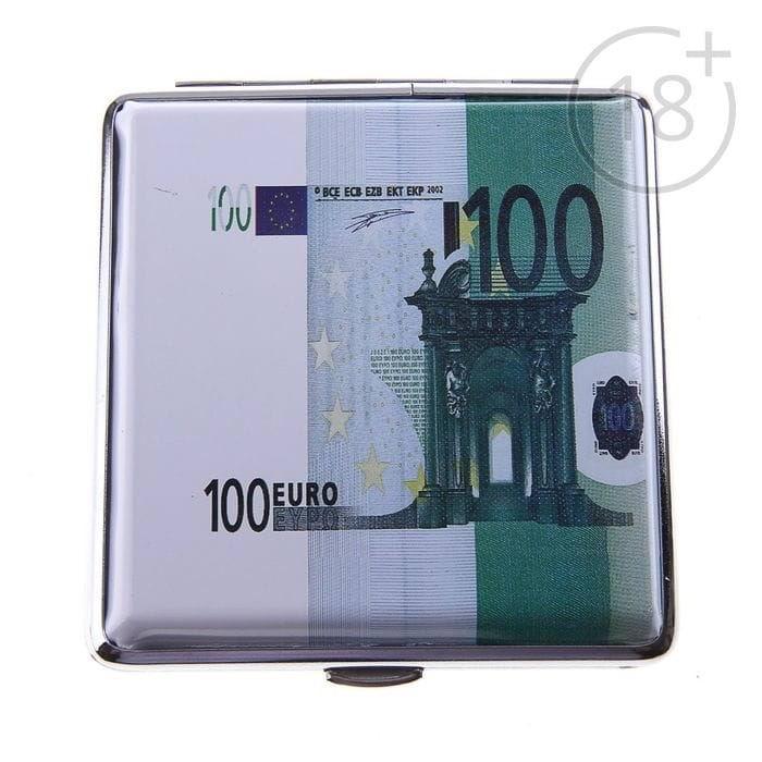 портсигар 100 евро купить