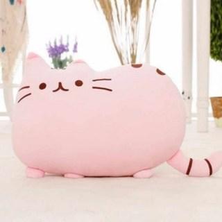 Мягкая игрушка Пушин (Cat Pusheen) розовый купить в Минске +375447651009