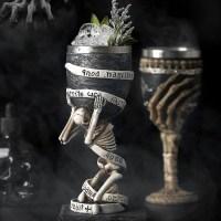 3D бокал на ножке «Скелет» купить Минск +375447651009