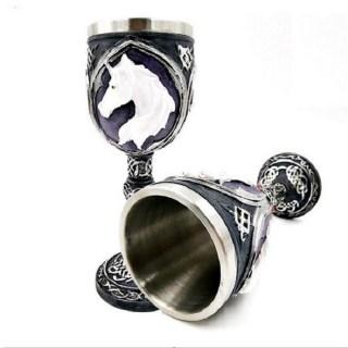 3D бокал на ножке «Единорог» 200 мл. купить Минск +375447651009