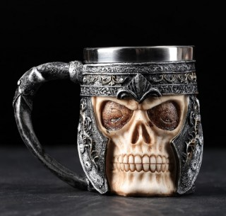 3D кружка «Череп» купить в Минске +375447651009
