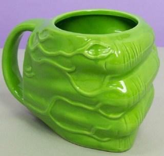 3D кружка «Кулак Халка» купить в Минске +375447651009