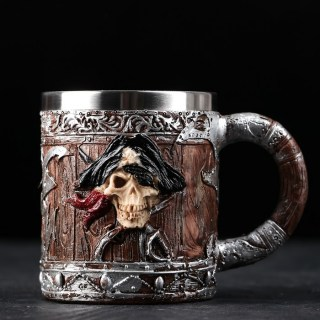 3D кружка «Пират» купить в Минске +375447651009