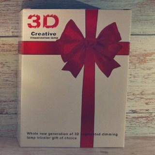3D светильник «Филин» от USB купить в Минске +375447651009