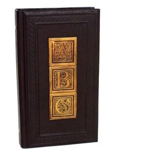 Альбом для визиток «ABC» кожаный купить в Минске +375447651009
