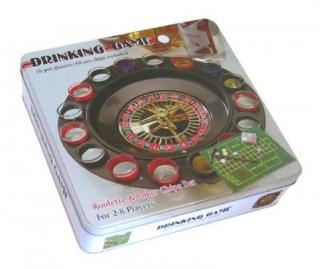 Алкогольная игра «Рулетка» в подарочной коробке купить в Минске +375447651009