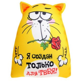 Антистрессовая игрушка 'Я создан только для тебя' купить Минск +375447651009