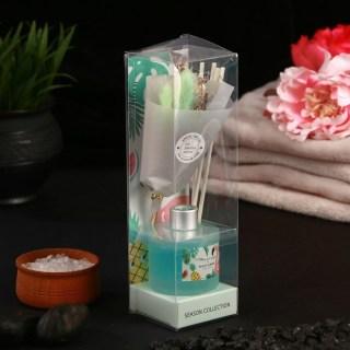 Аромадиффузор «Фламинго» тропический аромат купить в Минске +375447651009