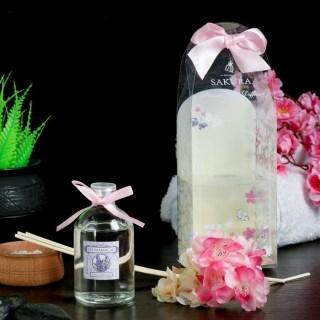 Аромадиффузор «Sakura» лаванда купить в Минске +375447651009