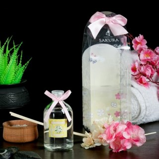 Аромадиффузор «Sakura» жасмин купить в Минске +375447651009