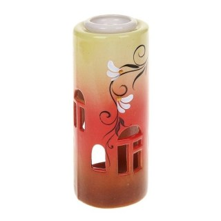 аромалампа башня с окошками
