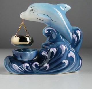 Аромалампа «Дельфин» купить в Минске +375447651009