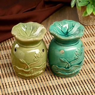 Аромалампа «Кувшинка» цвет:микс купить в Минске +375447651009