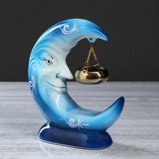 Аромалампа «Луна» купить в Минске +375447651009