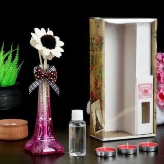 Ароманабор «Эйфелева башня» 6 предметов (роза) купить в Минске +375547651009