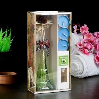 Ароманабор «Эйфелева башня» 6 предметов (сандал) купить в Минске +375447651009