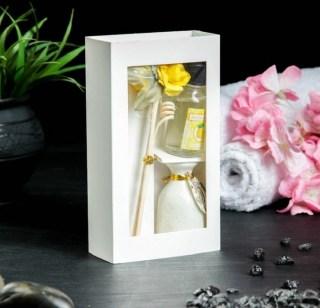 Ароманабор «Ваза с цветком» лимон купить в Минске +375447651009