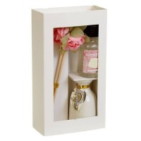Ароманабор 'Ваза с цветком' роза купить в Минске +375447651009