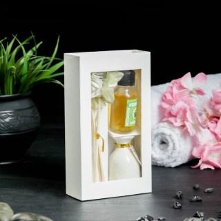 Ароманабор «Ваза с цветком» сандал купить в Минске +375447651009