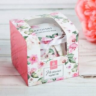 Аромасвеча «Нежных чувств» цветочное ассорти купить в Минске +375447651009