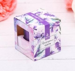 Аромасвеча «Пробуждение чувств» цветочное ассорти купить в Минске +375447651009