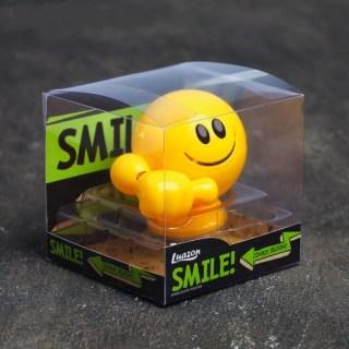Ароматизатор для авто «Позитивный смайлик» яблоко купить в Минске +375447651009