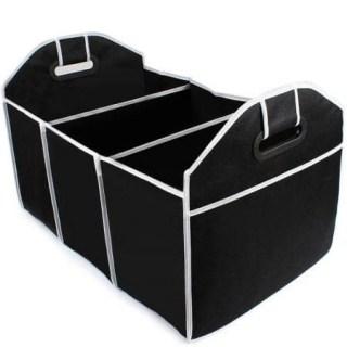 Автомобильный органайзер с 3 отсеками купить в Минске +375447651009