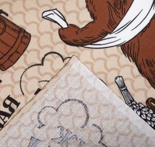 Банное полотенце «Добрая парка» 60х146 см купить в Минске +375447651009