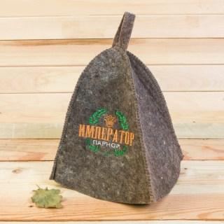 Банный набор «Император» шапка,2 аромамасла купить в Минске +375447651009