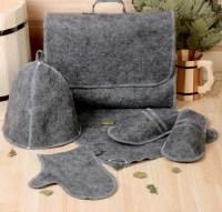 Банный набор в портфеле 5 в 1 купить в Минске +375447651009