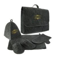 Банный набор в портфеле «Добропаров» 5 в 1  купить в Минске +375447651009