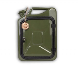 Бар «Канистра» зеленая 20 л. купить в Минске +375447651009
