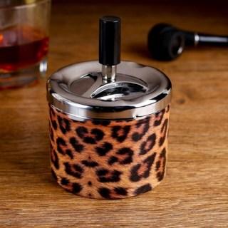 Бездымная пепельница «Леопард» купить в Минске +375447651009