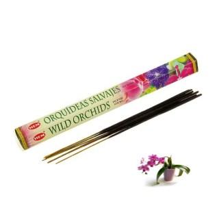 Благовония «Дикая орхидея» 20 палочек купить в Минске +375447651009