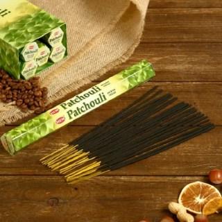Благовония «Пачули» 20 палочек купить в Минске +375447651009