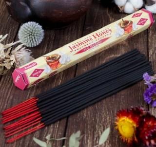 Благовония «Жасмин, мед» 20 палочек купить в Минске +375447651009