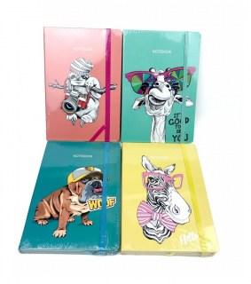 Блокнот «Забавные животные» микс купить в Минске +375447651009
